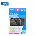 JJC GSP-A6000 Tempered Toughened Optical Glass Screen Protector 9H Hardness for Sony A6000 ,A5000